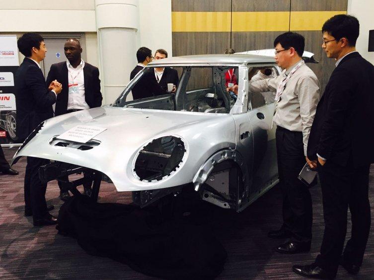 Global Automotive Lightweight Materials Detroit 2019